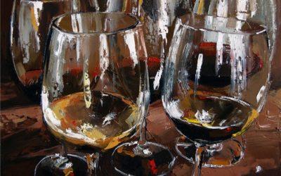 Arômes et Cépages du vin