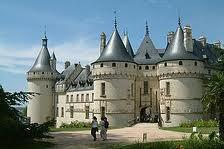 Covigneron Château de Chaumont sur Loire
