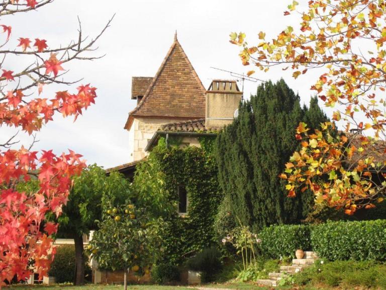 Parrainage de pieds de vignes au Château Saint Sernin