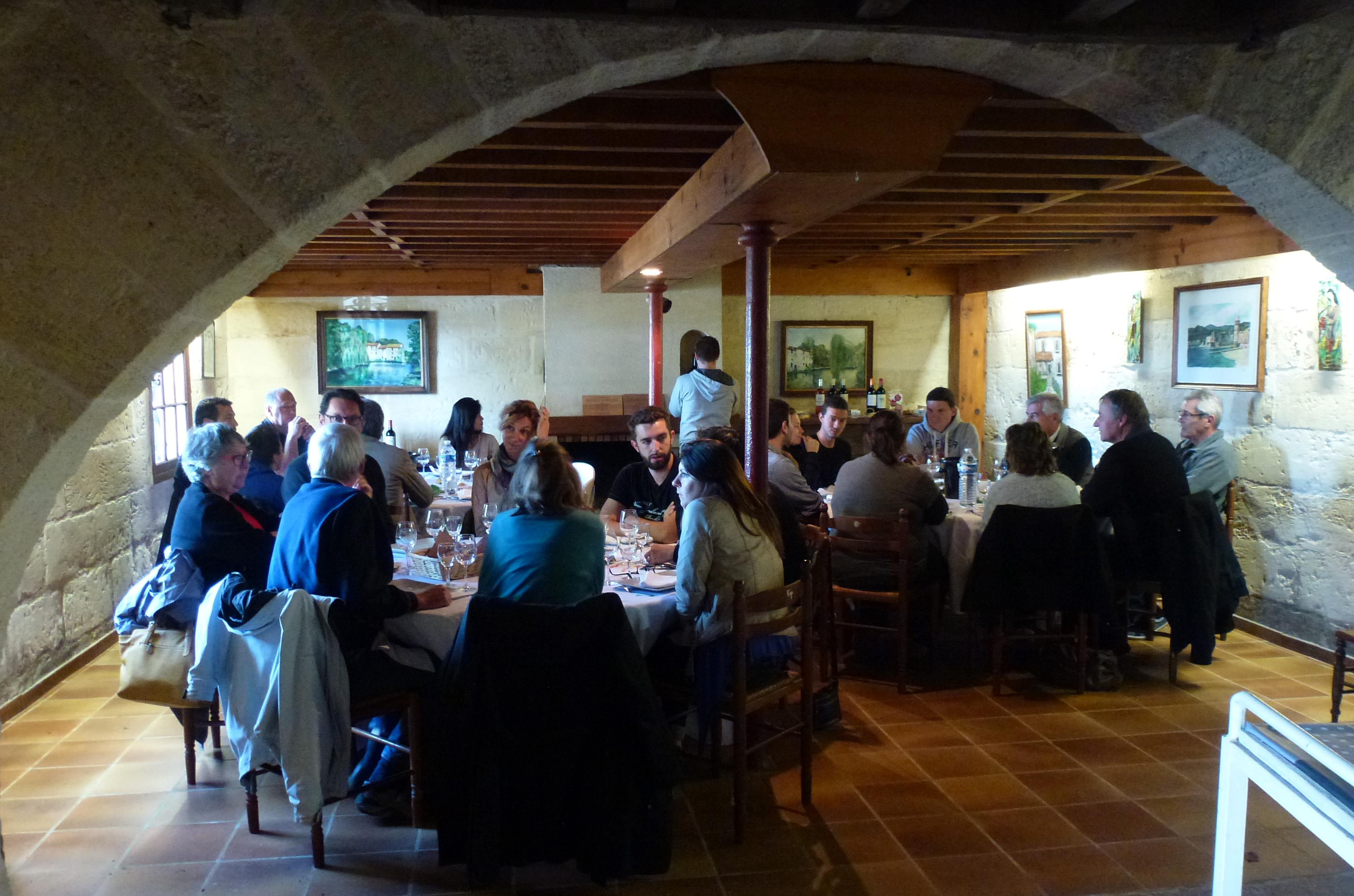 Parrainnage de pieds de vignes au Château Jean Voisin