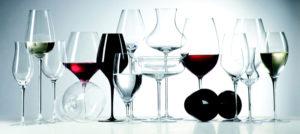le choix des verres à vin