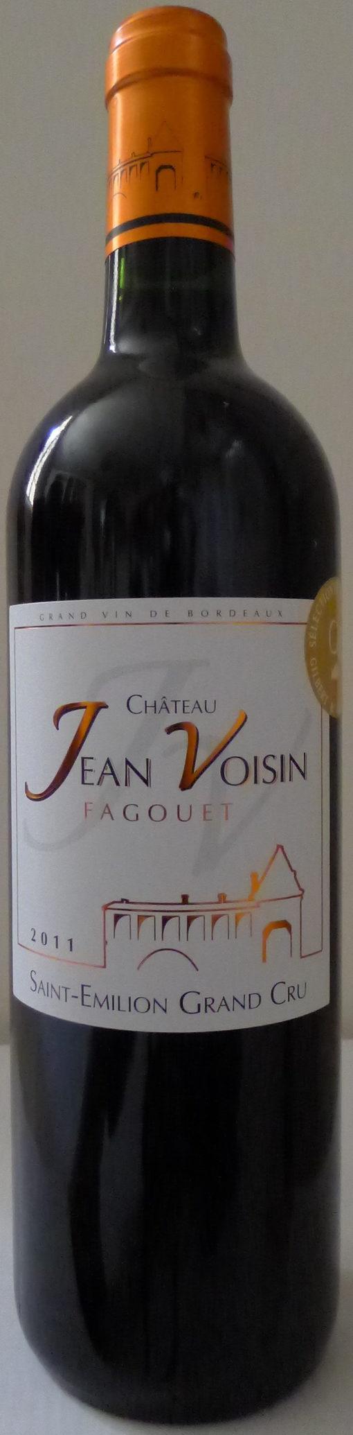 Covigneron Jean Voisin Fagouet 2011