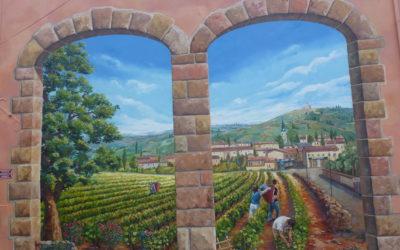 Découvrir le vignoble du Beaujolais en s'amusant.