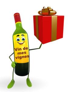 idée cadeau amateur vin