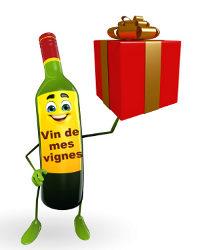 """Offrez-vous """"un vin à votre image""""."""