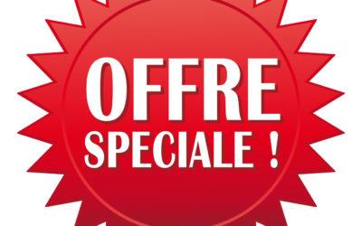 Offre Spéciale Covigneron 15 € offerts