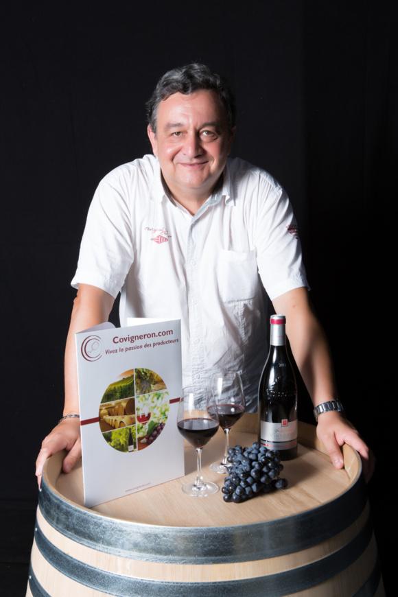 Alain Michalon de Covigneron