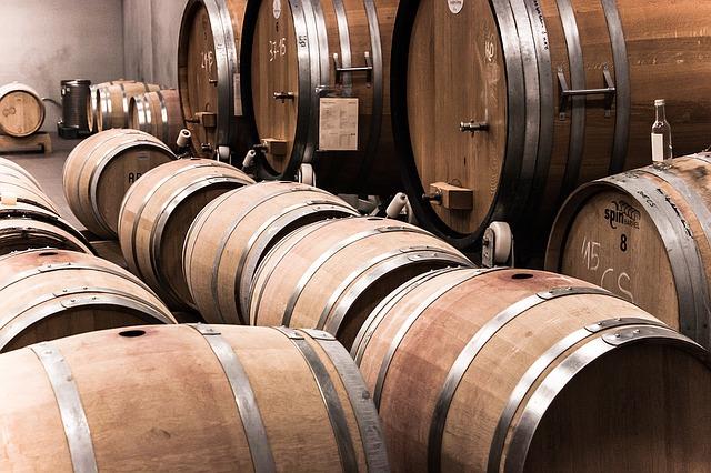 Petite histoire de la barrique de vin