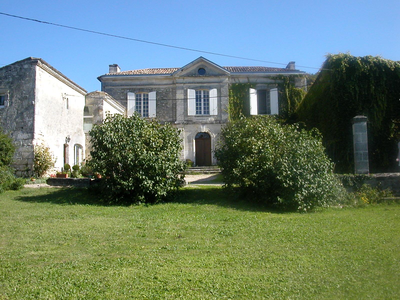 Château Renard Mondésir, Fronsac (33) - Bordelais