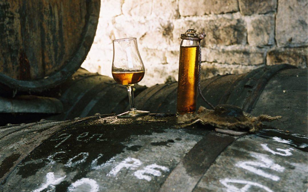 Découverte distillerie et chais