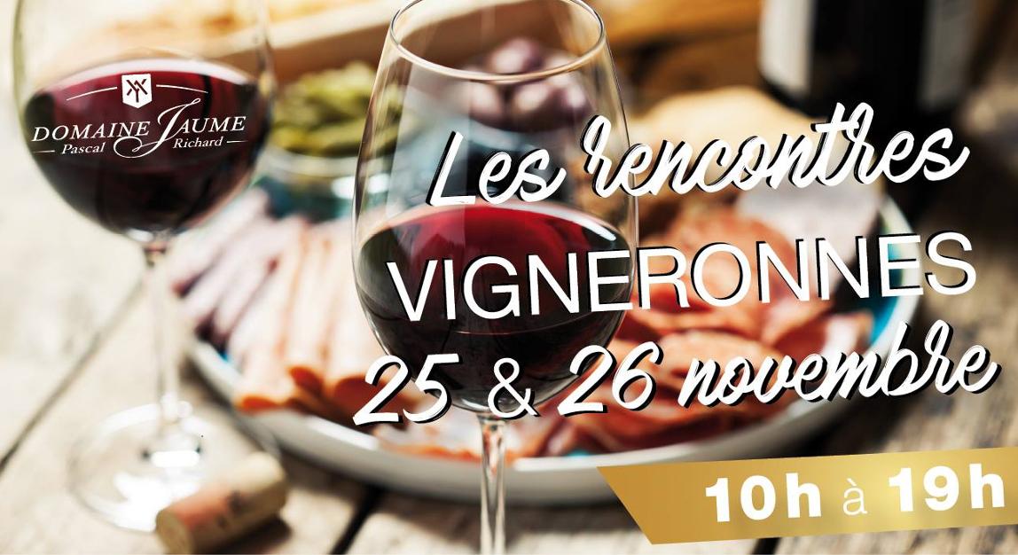 Covigneron Rencontres vigneronnes Domaine Jaume