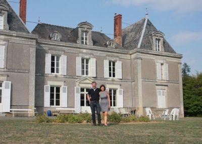 Château de Bellevue, Anjou