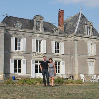 Covigneron Château de Bellevue Anjou