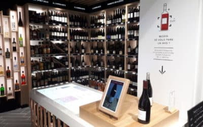 "Technologie et oenologie : ""The Wine I Love"""