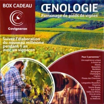 Box cadeau vin covigneron