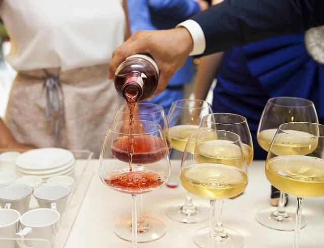 vin et mariage