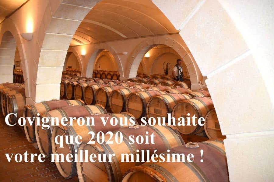 Covigneron voeux 2020