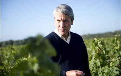 Jean Merlaut, une haute personnalité du vin