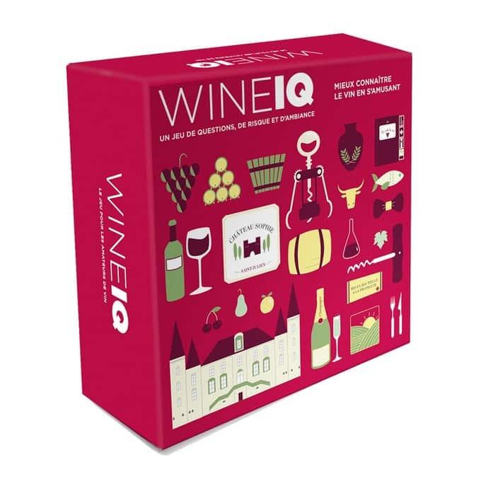 jeu vin