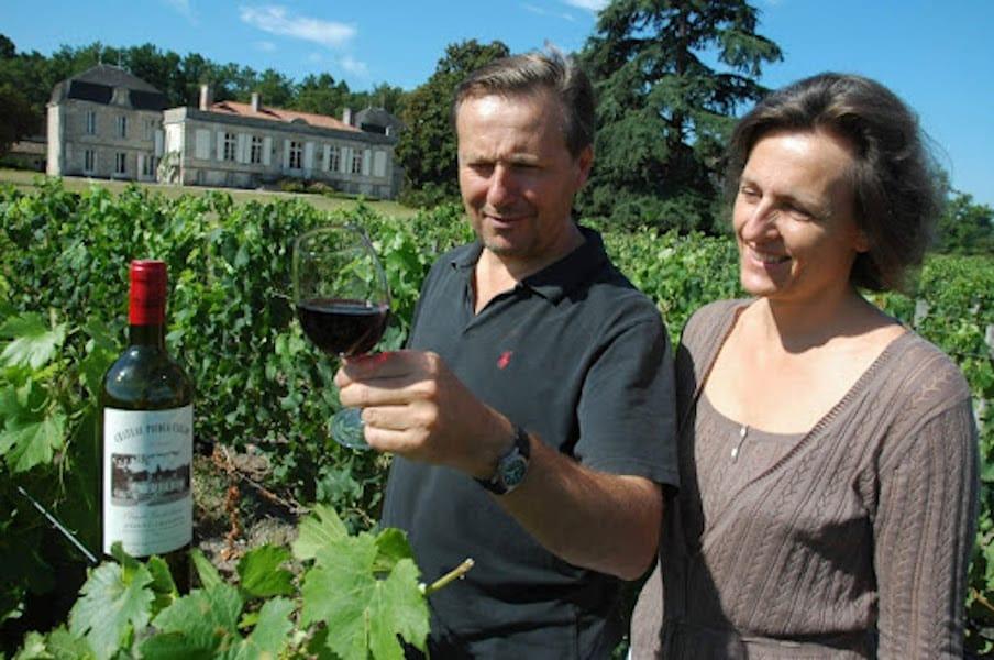Covigneron Chateau Picque Caillou