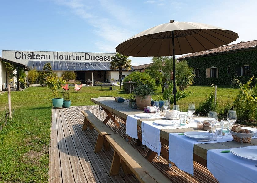 Covigneron Chateau Hourtin Ducasse