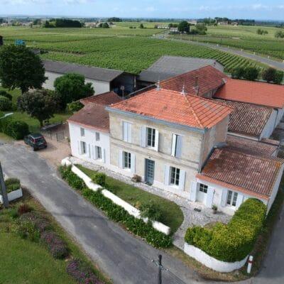 Château Bel-Air La Royère Covigneron